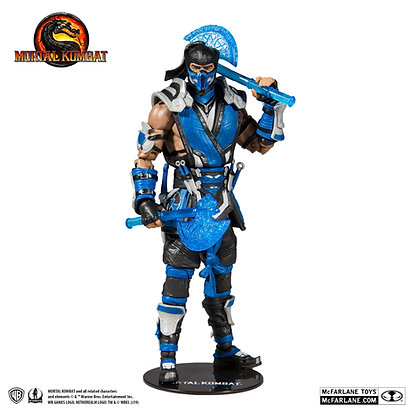 "SUB-ZERO Mortal Kombat XI Figura 7"" MCFARLANE"