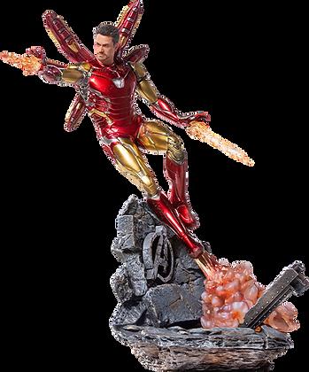 Iron Man Mark LXXXV (Deluxe) 1:10  Iron Studios Avengers: Endgame - Serie