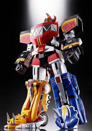 MEGAZORD GX-72 Power Rangers Soul of Chogokin BANDAI