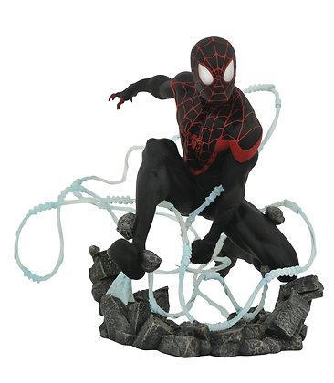 SPIDER-MAN MILES MORALES ESTATUA MARVEL COMIC PREMIER COLLECTION