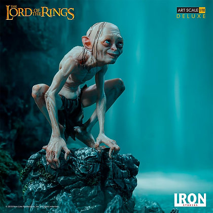Gollum Deluxe Art Scale 1/10 – Lord of the Rings IRON STUDIOS