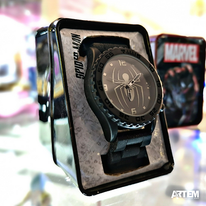 SPIDERMAN BLACK Reloj Accutime