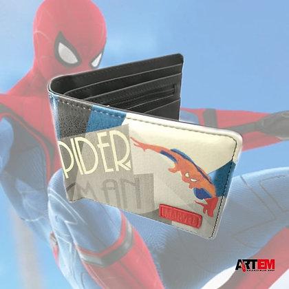 SPIDERMAN billetera color Marvel BBDesings