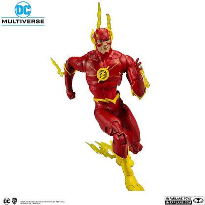 "The Flash Rebirth - DC Multiverse - Series 3 -  Mcfarlane Toys - 7"""