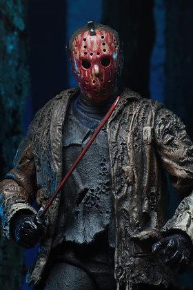 "JASON VOORHES Freddy vs. Jason Ultimate 7"" Figure NECA"