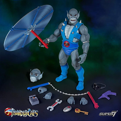 "Panthro Thundercats Ultimate 7""Super 7"