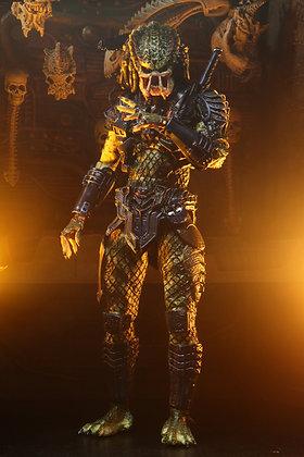"Armored Lost Predator - Predator 2 - Ultimate NECA 7"""