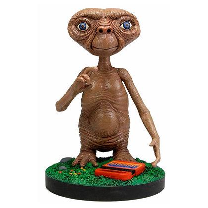 E. T. El Extraterrestre Head Knocker NECA
