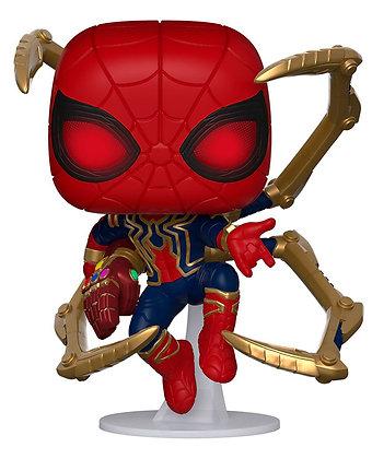 Iron Spider with Nano Gauntlet - Avengers: Endgame  Funko Pop!