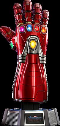 Nano Gauntlet 1:1 Replica  Hot Toys Avengers: Endgame - Life-Size Master