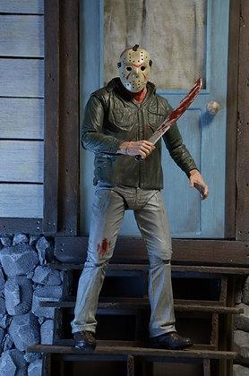 "Jason 3D - Friday 13th - Ultimate NECA 7"""