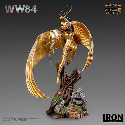 Wonder Woman - WW84 -  Deluxe Art Scale 1/10 IRON STUDIOS