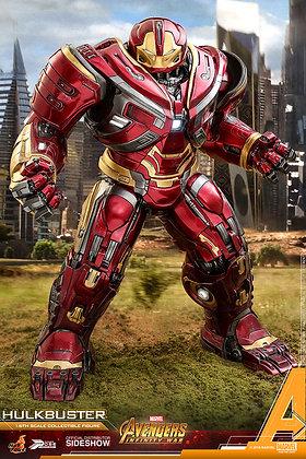 Hulkbuster - Avengers: Infinity War - Power Pose Series escala 1:6 HOT TOYS