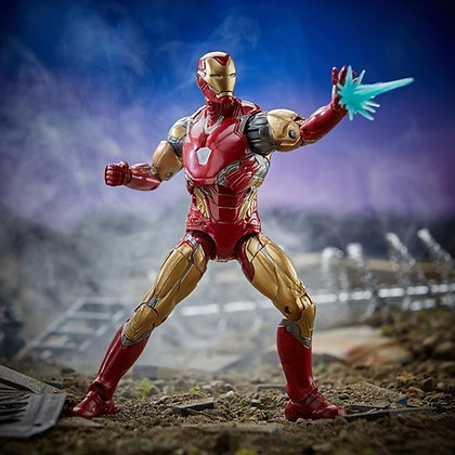 Iron Man Mark 85 Avengers: Endgame Marvel Legends