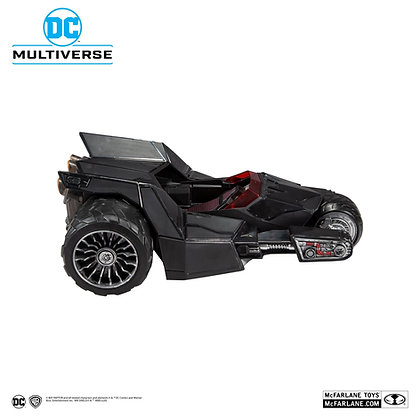 Bat-Raptor Dark Nights: Metal DC Multiverse Mcfarlane