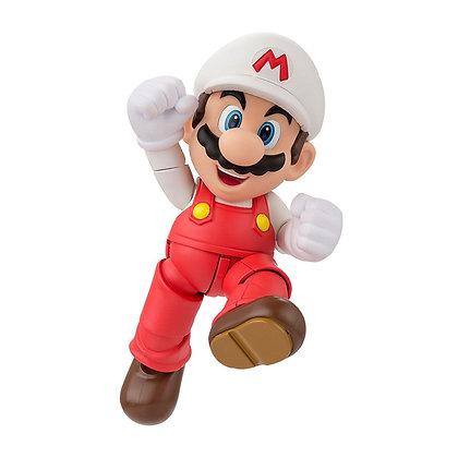 "Fire Mario ""Super Mario"" S.H.Figuarts BANDAI"