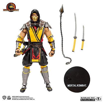 "SCORPION Mortal Kombat XI Figura 7"" MCFARLANE"