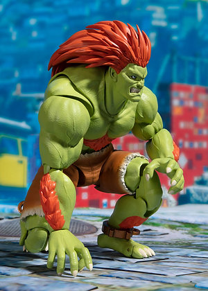 BLANKA SHFiguarts Street Fighter BANDAI