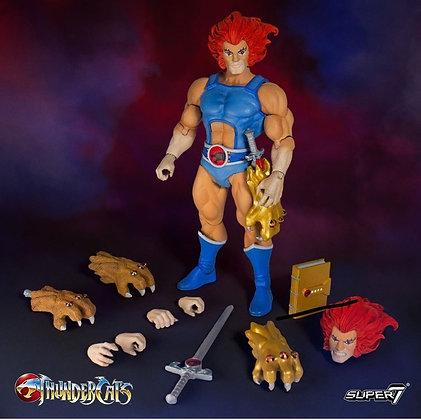 "Lion-O Thundercats Ultimate 7"" Super 7"