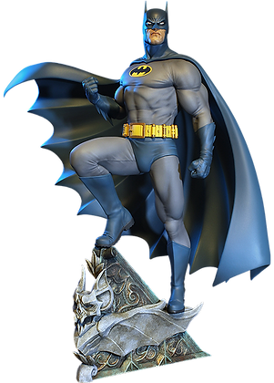 Super Powers Batman Maquette by Tweeterhead Super Powers Collection