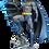Thumbnail: Super Powers Batman Maquette by Tweeterhead Super Powers Collection