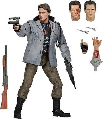 """T-800 Terminator (tech noir) Ultimate 7"""" NECA"""