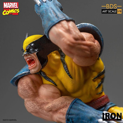 Wolverine BDS Art Scale 1/10 – Marvel Comics  IRON STUDIOS