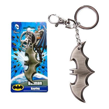 BATERANG Batman Llavero metálico MONOGRAM