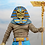 Thumbnail: Pharaoh Eddie - Iron Maiden Power Slave Clothed Action 8″  NECA