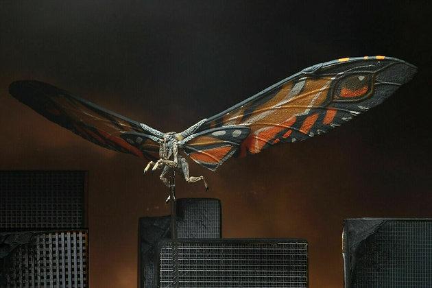 MOTHRA Godzilla: Rey de los monstruos Ultimate NECA