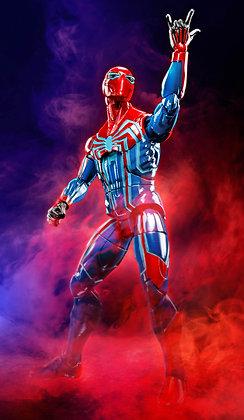 "Spider-Man Velocity Suite Gamerverse 6"" Marvel Legends"