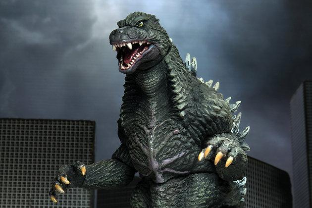 "GODZILLA- Classic 2003 Godzilla - 12"" HTT"