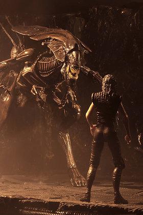 Alien Queen - Alien Resurrection Ultra Deluxe NECA