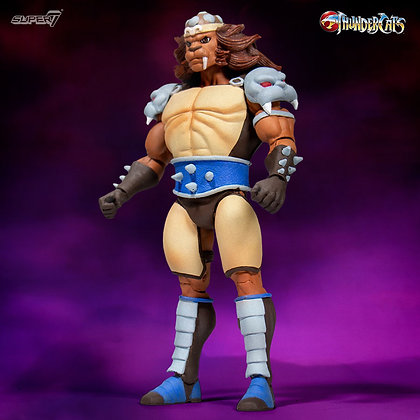 """Grune the Destroyer - Thundercats Ultimates Wave 2 - SUPER 7 - 7"""""""