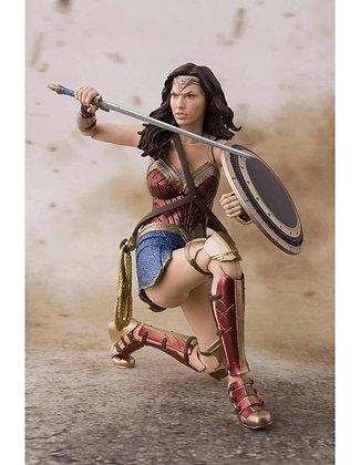 """WONDER WOMAN (Justice League) """"Justice League"""" S.H.Figuarts BANDAI"""