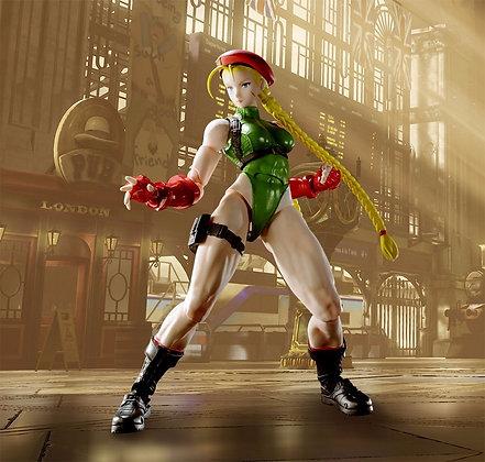 CAMMY SHFiguarts Street Fighter BANDAI