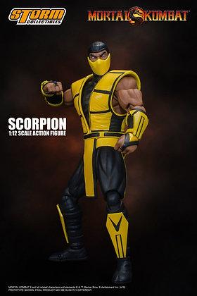 Scorpion Mortal Kombat 3 VS Series 1:6 Storm Collectibles