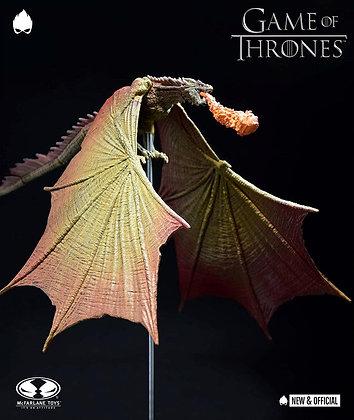 Viserion Figura Deluxe de Game of Thrones MCfarlane