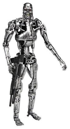 """T-800 Endoskeleton The Terminator 7"""" NECA"""