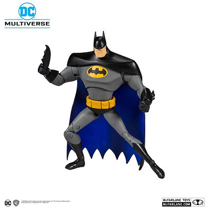 "BATMAN The Animated Series DC Multiverse Batman Figura 7"" MCfarlane"