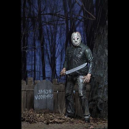 "Jason - Friday 13th  Parte 5 - Ultimate NECA 7"""