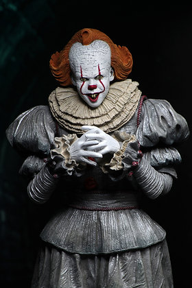 """IT - Pennywise Chapter 2 (2019) - Ultimate NECA 7"""""""