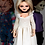 Thumbnail: Tiffany - Seed of Chucky Replica Doll Prop 1/1 TRICK OR TREAT