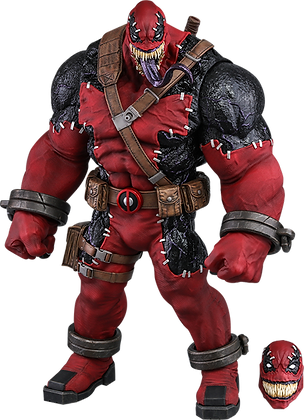 Venompool 1:6 Hot Toys Video Game Masterpiece Series - Marvel Contest of Champio