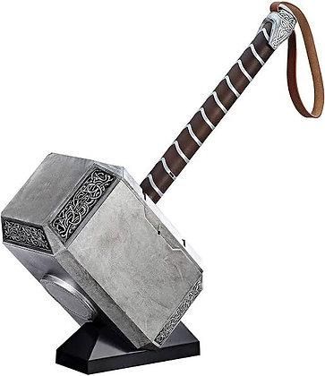 Mjolnir Thor Prop Réplica Electronico 1:1 Marvel Legends HASBRO