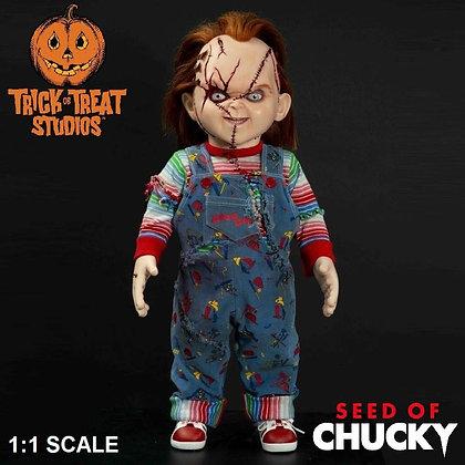 CHUCKY Seed of Chucky Replica Doll Prop (Kickstarter Ver.) Trick or treat Studio