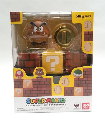 DIORAMA A Super Mario SHFiguarts BANDAI