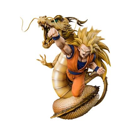SUPER SAIYAN 3 SON GOKU DRAGON FIST EXPLOSION - DRAGON BALL Z FIGUARTS Z