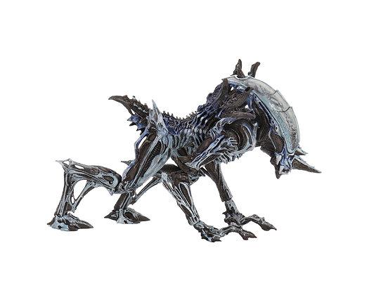"""Deluxe Rhino Alien V2 -  Aliens Kenner Tribute - NECA - 7"""""""