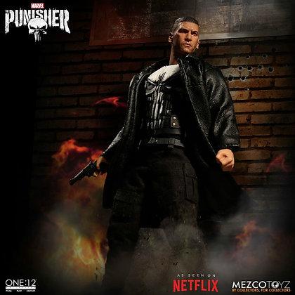 THE PUNISHER ONE:12 MEZCO TOYZ